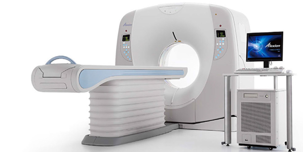 CT Scan - Toshiba Alexion 16 Slices
