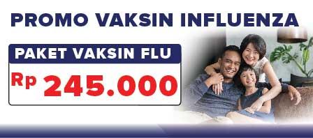 Promo Flu Vaccine
