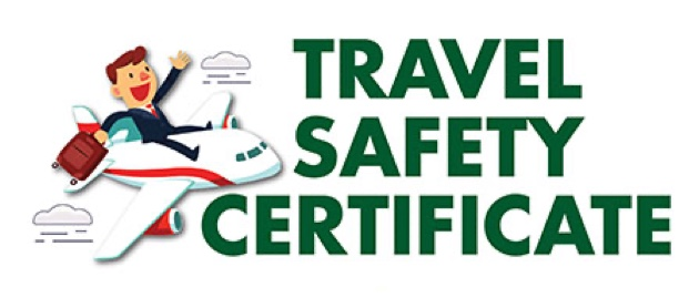 Travel Safety Certificate - TS2