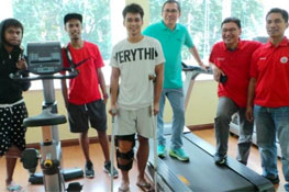 Royal Sports Medicine Centre Klinik Khusus untuk Para Atlet dan Pencinta Olahraga